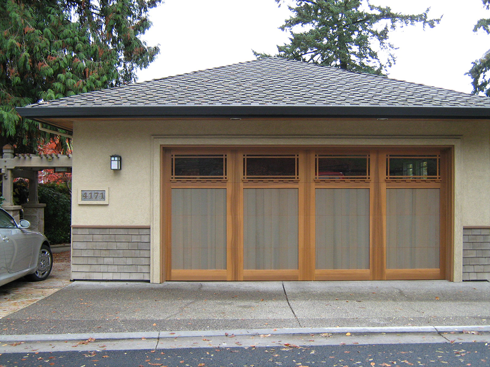 Custom Wood Garage Doors Best Overhead Door Tualatin Or