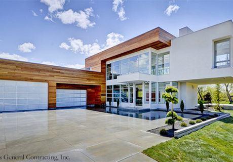 Amarr® Vista garage doors