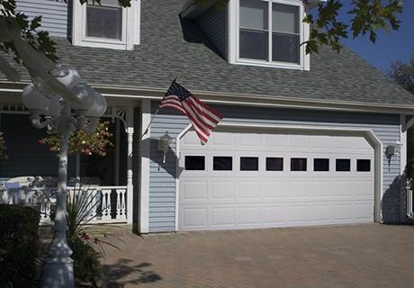 BuildMark garage doors