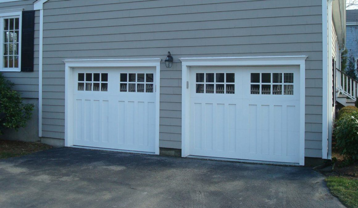 Builder Collection™ garage doors