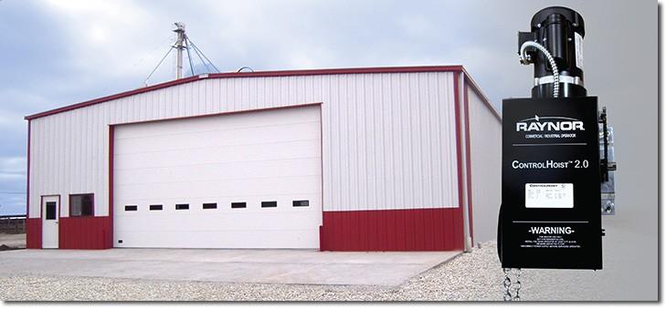 Optima garage doors