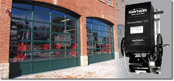 FDC garage doors