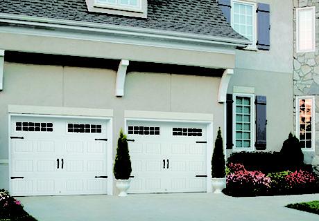 Amarr® Designer`s Choice garage doors