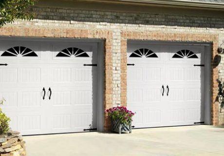 Amarr® Hillcrest garage doors
