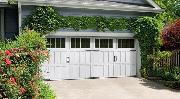 Amarr® Classica® garage doors