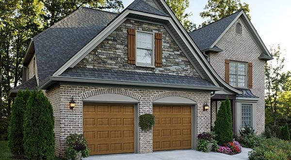 Amarr® Stratford® garage doors