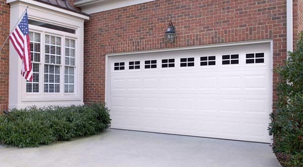 Amarr® Olympus garage doors