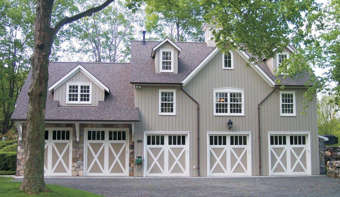 Heritage Classic™ C-Series garage doors