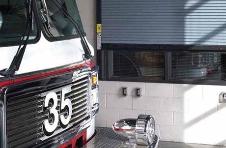Models 540-550 overhead doors