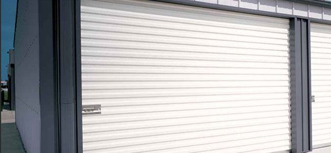 Roll Up Sheet Door Model 780CD overhead doors