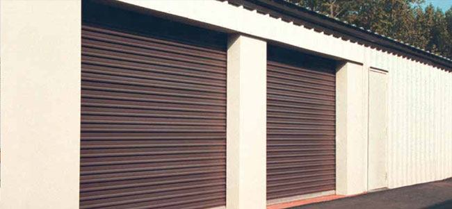 Roll Up Sheet Door Model DS-200 overhead doors