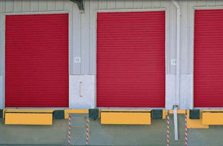 Roll Up Sheet Door Model DS-350 overhead doors