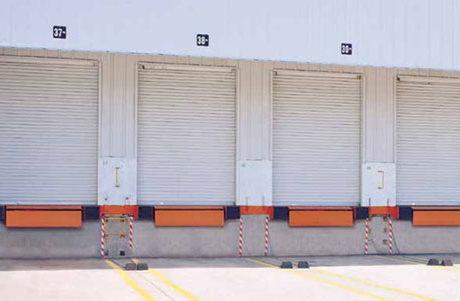 Roll Up Sheet Doors Model DS50 overhead doors