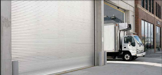 Rolling Service Door Model 800 overhead doors