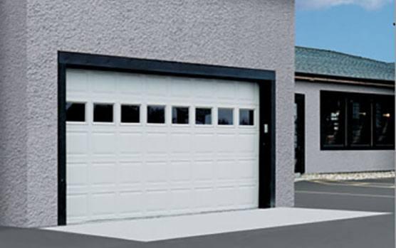 Style Form  Optima overhead doors