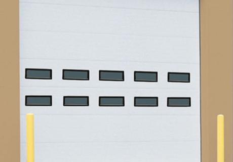 TM220 overhead doors