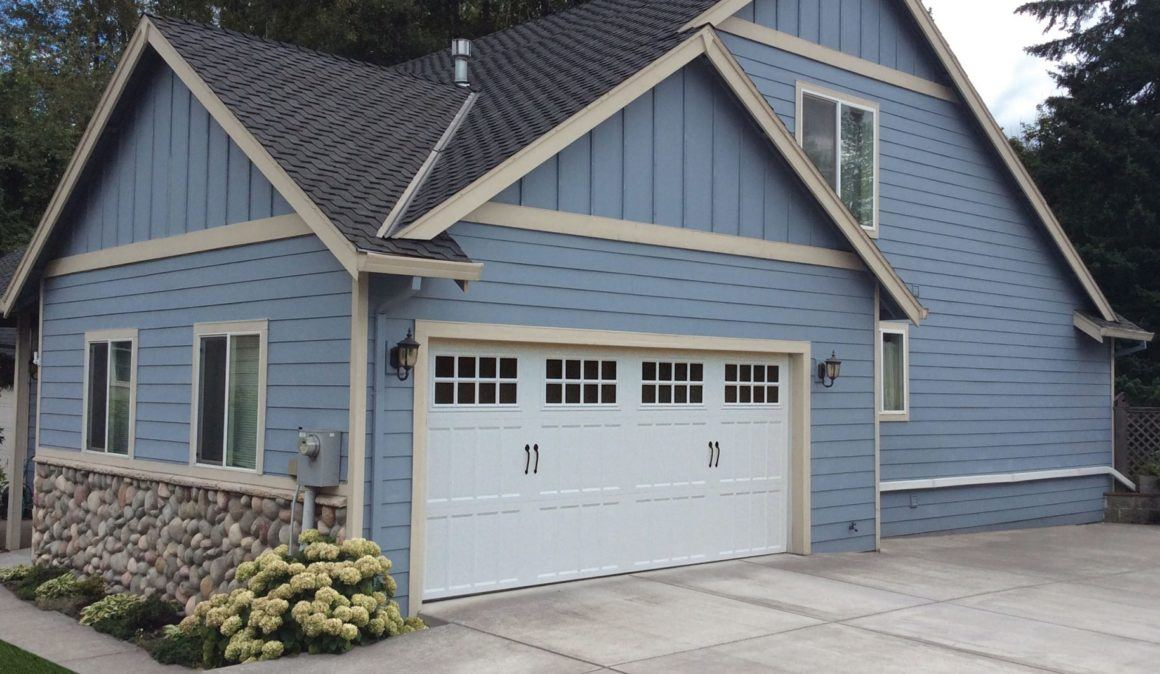 Therma Classic™ garage doors