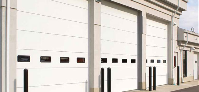 Thermomark™ 5155 & 5255 overhead doors