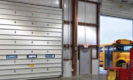 Thermospan® 200 overhead doors