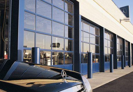 Architectural Series overhead doors
