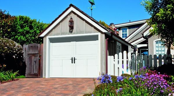 Amarr® Carriage Court garage doors