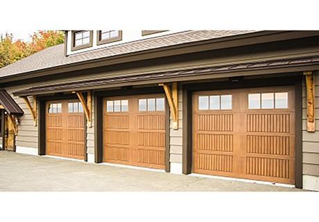 Model 9800 garage doors