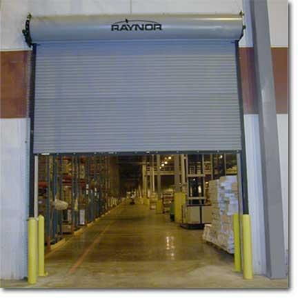 FireCoil overhead doors
