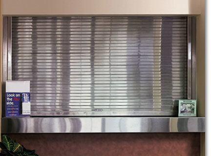 FireCurtain Select overhead doors