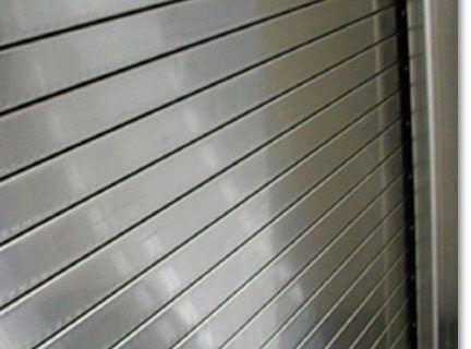 FireCurtain       Standard overhead doors