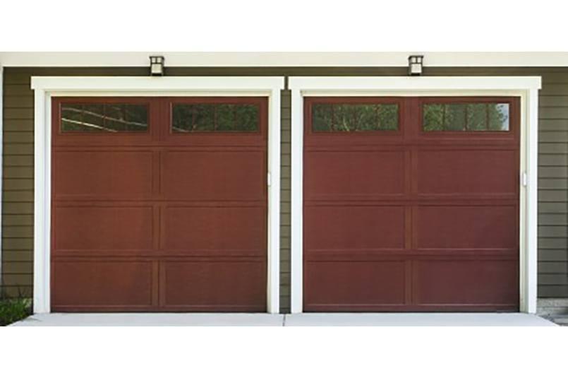 Model 9405 garage doors