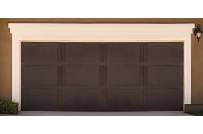 Model 9700 garage doors