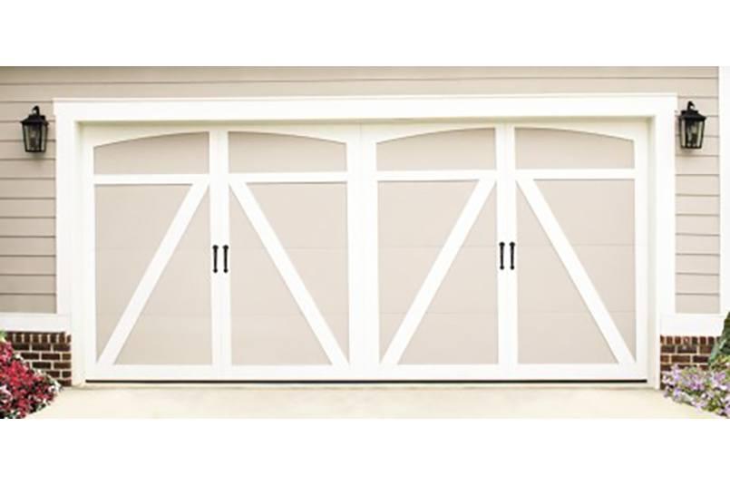Model 6600 garage doors