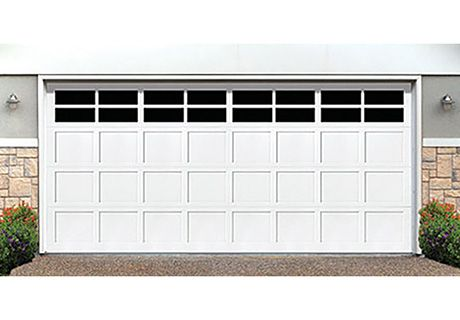 100 Series garage doors