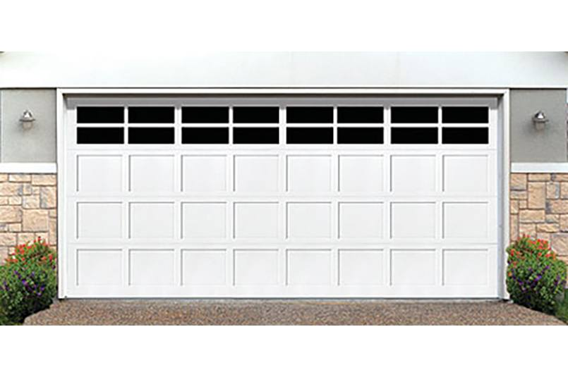 100 Series garage doors
