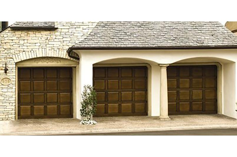 300 Series garage doors