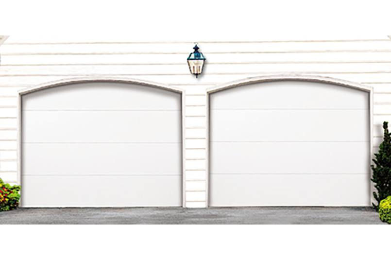 40 Series garage doors