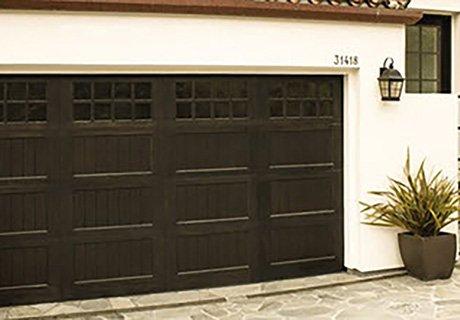 7100 Series garage doors