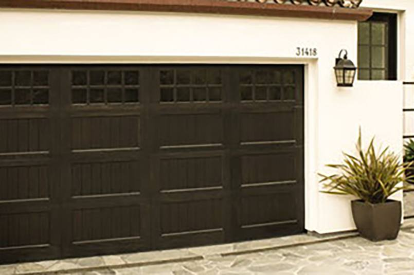 7100 Series garage doors