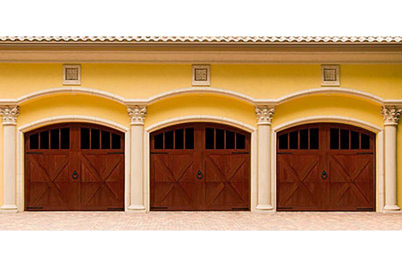 7400 Series garage doors