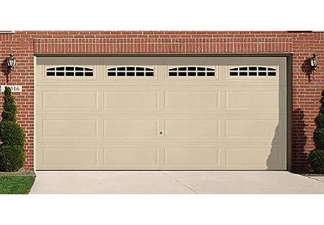 Model 8000, 8100 & 8200 garage doors