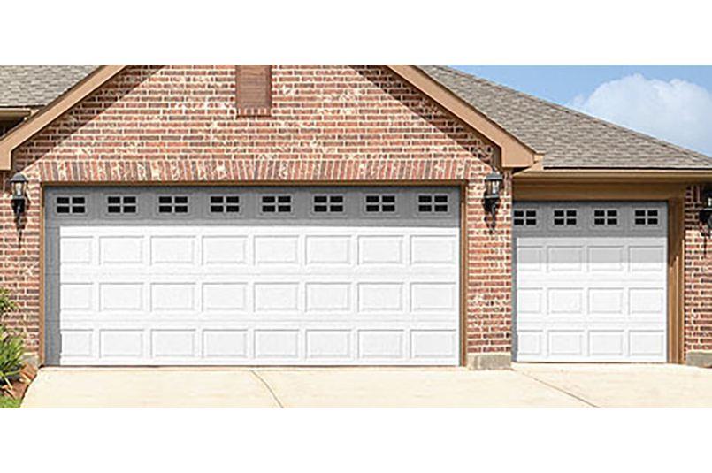 Model 8024-8124 garage doors