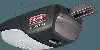 Model 2568 garage doors