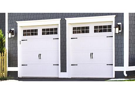 Model 9100 & 9600 garage doors