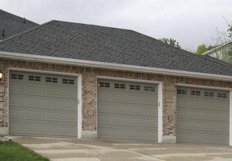 Cornerstone garage doors