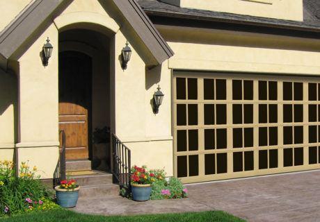 Athena garage doors