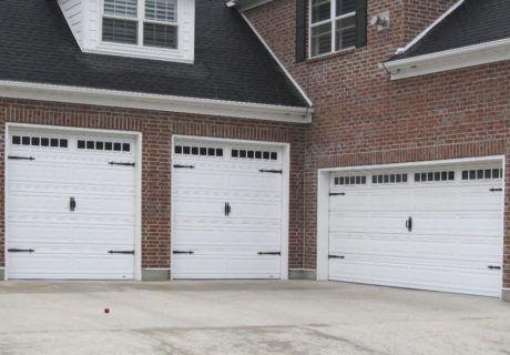 Martin Standard garage doors