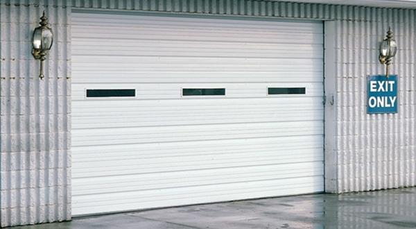 Flexible Impact Sections overhead doors