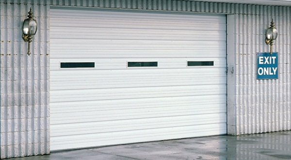 Ribbed Panel overhead doors