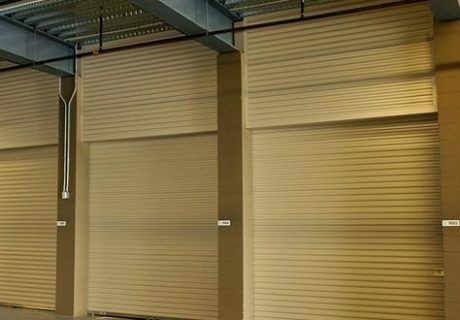 Self Storage overhead doors