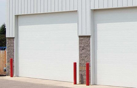 Insulated Sandwich Doors overhead doors